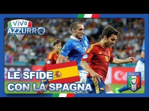 Confederations Cup: le sfide con l Spagna - Ricordi Azzurri