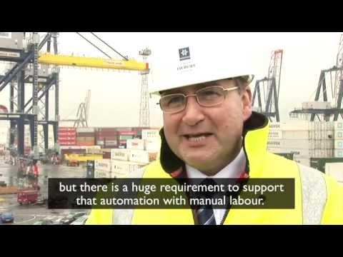 Port of Tilbury Pre Employment Training - 2014 Adult Learners' Week Award Winner