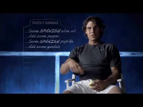 2010 Olympus 全米オープン Series: Rafael ナダル