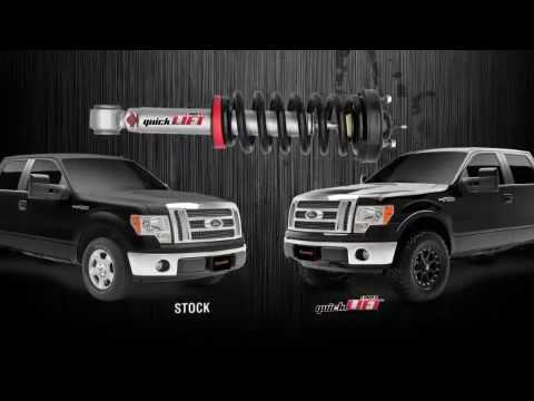 How to Install a Rancho Quick Lift in a 2014 Dodge Ram 1500 4x4