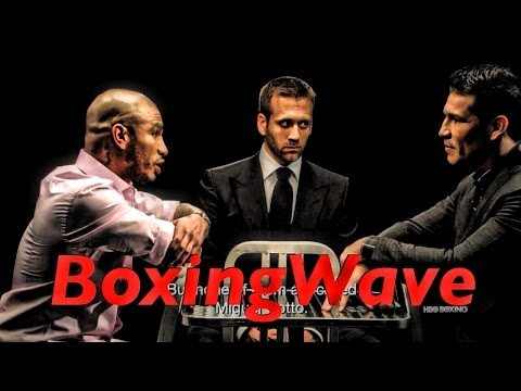 Miguel Cotto vs Sergio Martinez Faceoff Review & Prediction