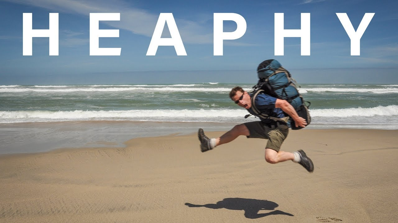 The Heaphy Track, New Zealand - Day 4 (TREK VIDEO) - YouTube