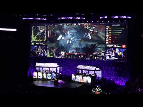 All stars showmatch  TI4