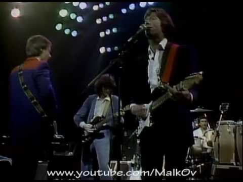 Jeff Beck, Eric Clapton&Jimmy Page - Layla (HQ ARMS Concert 1983)