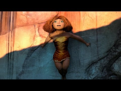 Dreamworks - The Croods - Trailer
