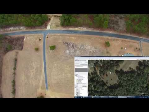 Q500 FPV Range Test (2500 ft.) & ST10 Video Recovery