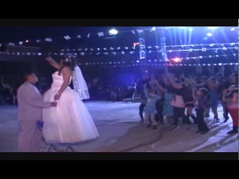 boda de Guadalupe y Alejandro en la faja yuriria gto (la vibora).wmv
