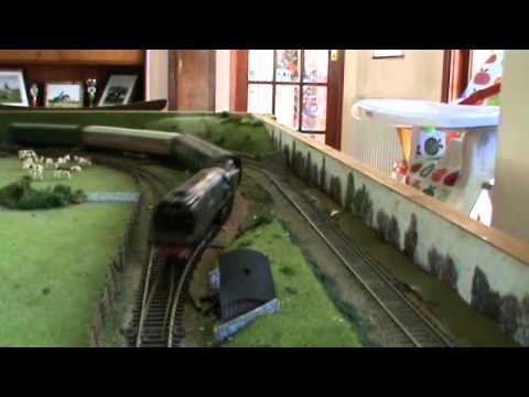 Hornby Live Steam control