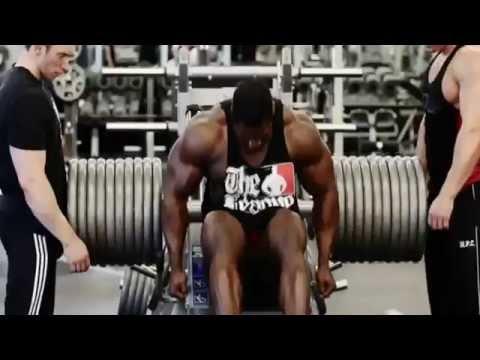 Bodybuilding Motivation - Road To Success 2014 video