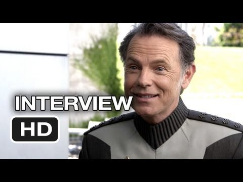 Star Trek Into Darkness Interview - Bruce Greenwood (2013) - Chris Pine Movie HD