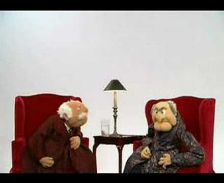 Waldorf and Statler Video