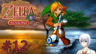 Let's Play Zelda - Oracle of Seasons [German] #12 ~Die versunkene Stadt!~