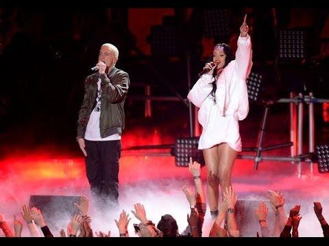 Eminem & Rihanna - The Monster Tour. Best moments