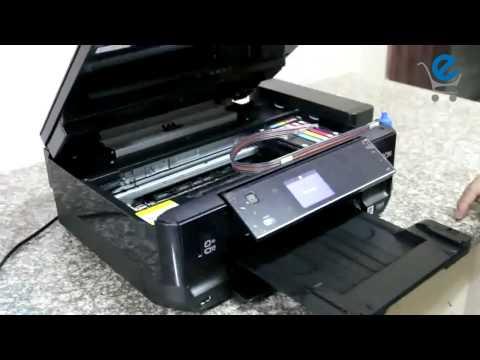 Reseteo de cartuchos Impresora Epson xp 600