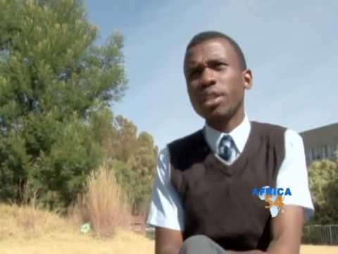 South Africa Teens with HIV/AIDS