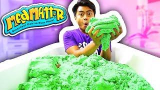 1000 POUNDS OF MAD MATTR IN BATH CHALLENGE!