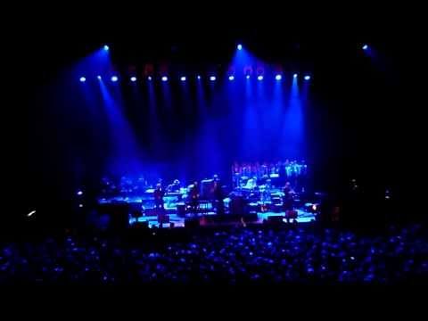 Nick Cave And The Bad Seeds - Red Right hand live @ Bill Graham Civic, SF - April 9, 2013