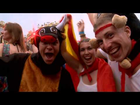 Tomorrowland 2014 | Afrojack video
