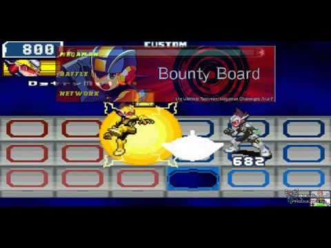 MegaMan Bounty Board Trailer [DVD Widescreen]