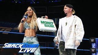 Carmella & Ellsworth address the Women's Money in the Bank Match: SmackDown LIVE, June 20, 2017