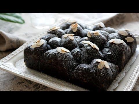 ふわもっちりのココアちぎりぱん | Soft and Fluffy cocoa Bread thumbnail