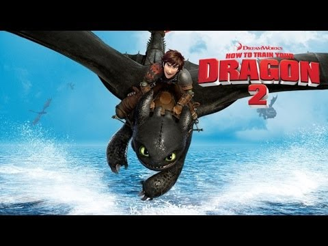 How To Train Your Dragon 2 - Toothless & Hiccup Gameplay [PS3/XBOX360/Wii]