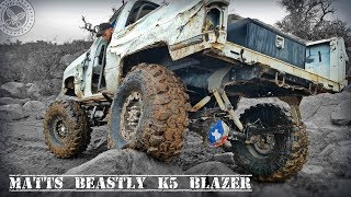 Download Lagu BEAUTY TO BEAST!!!! Matt's Beastly K5 Blazer Gratis STAFABAND