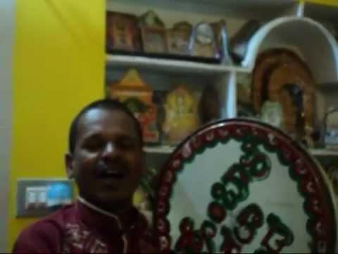 Kannada Folk Song - Maleya Mahadeva  by Dodalli Ramesh