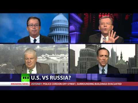 CrossTalk: US vs Russia