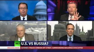 CrossTalk: US vs Russia Image