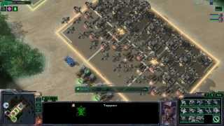 Desert Strike (SC2) Epic battle
