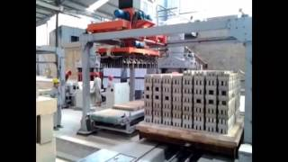 Vietnam brick making machine  hydraulic press brick machine