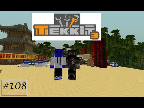 Let's Play Tekkit Episode 108: Secret Recipe
