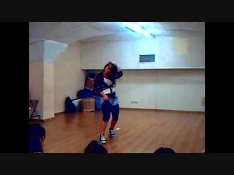 Школа Танцев Stylelaw - Открытый урок-№2 Яна соло DANCEHALL