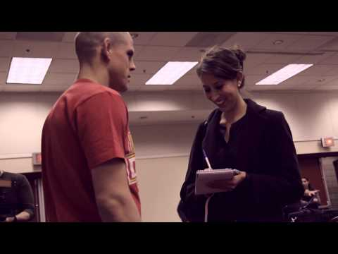 Joe Lauzon UFC 155 Video Blog 3