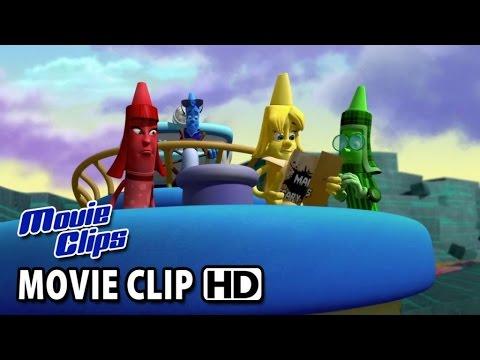 The Hero of Color City Movie CLIP - Shipwrecked (2014) HD