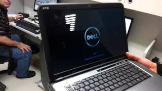 Unboxing Dell XPS 15  i5-2410M