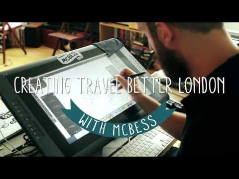 Creating Travel Better London with McBess