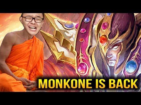 Midone Invoker Dota 2 - Monkone Is Back