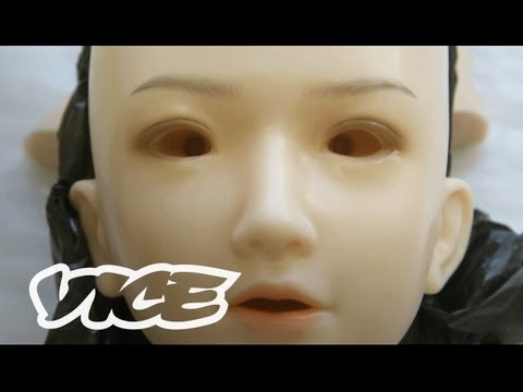 Chinese Cockblock: Sex Doll Factory (VICE on HBO Ep. #4 Extended)