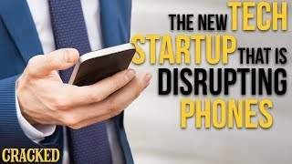 The New Tech Startup That is Disrupting Phones (And The Sharing Economy)