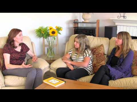 Child Philanthropist Hannah Button with Sylvia Global host Martia Nelson Part 1 of 3