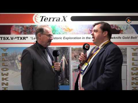 Commodity-TV: TerraX Minerals Huge Surface Drill & Sample Program Planned