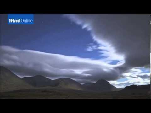 Fireball caught on camera streaking over Isle of Skye