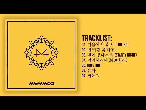 Download  Full Album 마마무MAMAMOO - Yellow Flower 6th Mini Album Gratis, download lagu terbaru