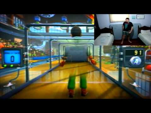Kinect Adventures - Perdendo Calorias