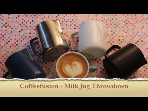 Coffeefusion - Milk Jug Throwdown!