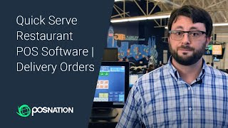 Quick Serve Restaurant Point of Sale Software | Delivery Orders
