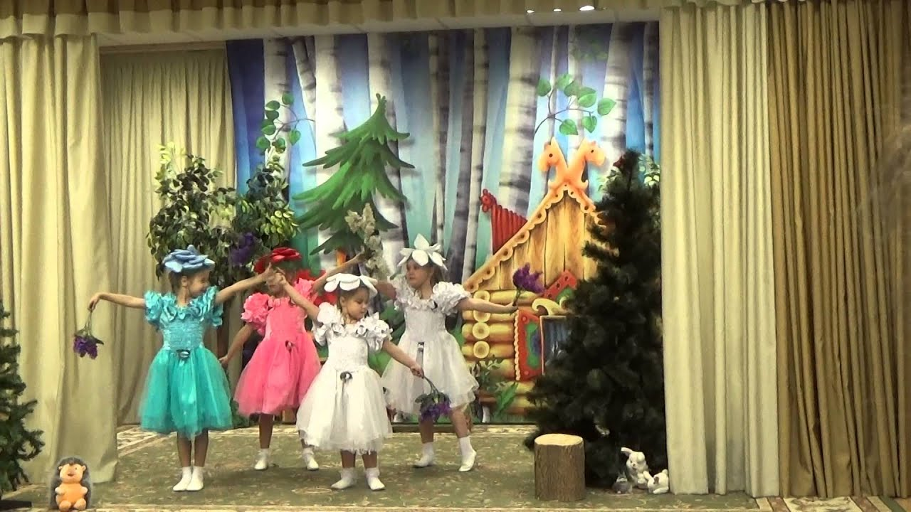 Сценарий для детского спектакля в школе