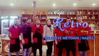 Retro Uzay Cafe - NAZİLLİ